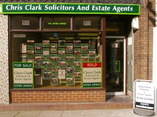 Chris Clark Solicitors & Estate Agents, Staffordbranch details