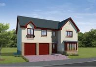 5 bed new development in Saw Mill Terrace...