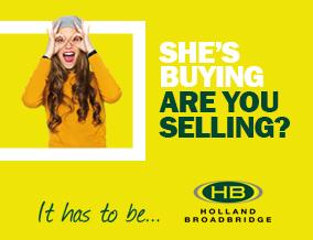 Get brand editions for Holland Broadbridge, Shrewsbury