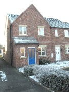 3 bed semi detached home in 21 The Chestnuts...