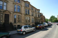 3 bed Flat to rent in Dowanside Road, Glasgow...