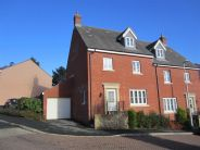 semi detached property for sale in Elms Meadow, Winkleigh...