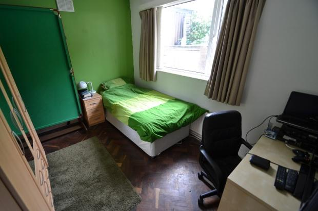 Ground floor bedroom 2