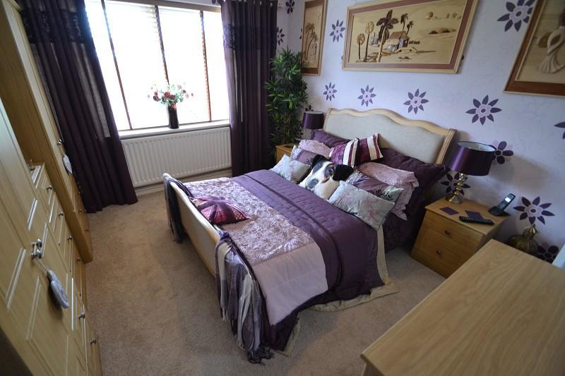 Ground floor bedroom 1 with en-suite shower room