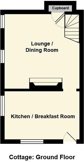 Cottage: Ground Floor