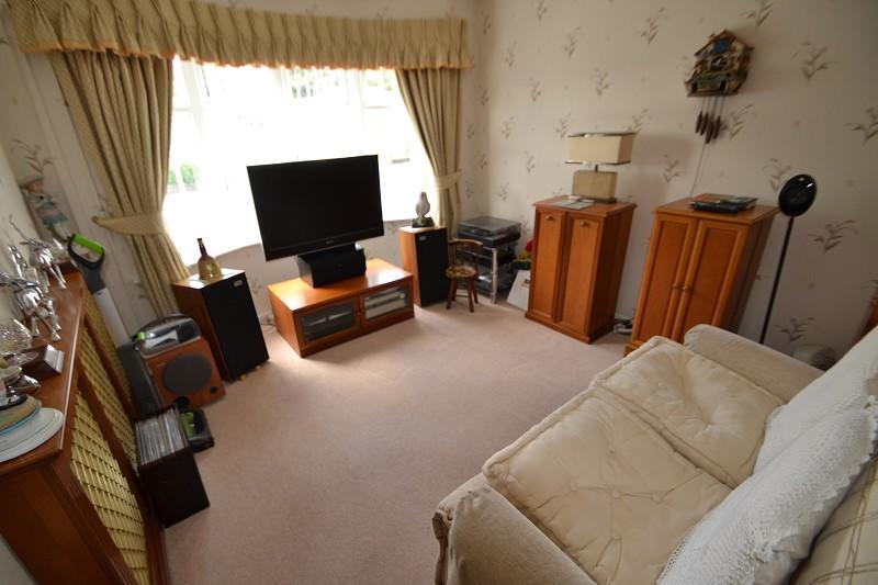 Second reception/ground floor bedroom 2