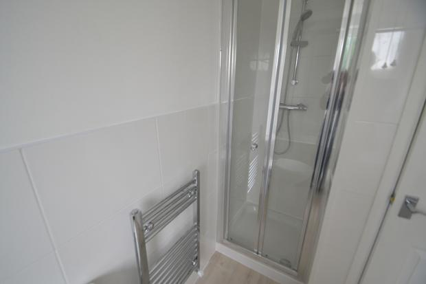 Family bath/shower room