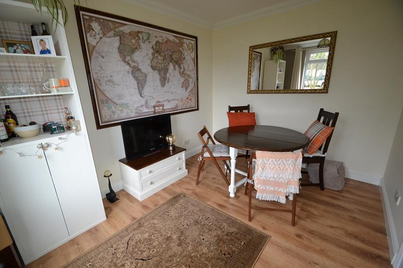 Second reception room/family room