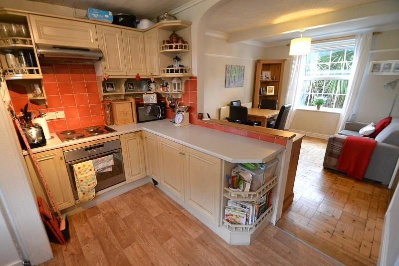 Kitchen/family/dining room