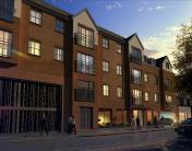 2 bed new Apartment in Station Road...