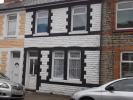 Terraced property in Princes Street, Barry...