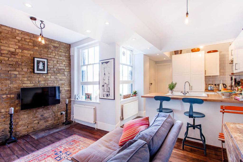 bedroom flat to rent in brett road hackney central london e8 e8