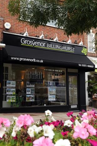 Grosvenor Billinghurst, Esherbranch details
