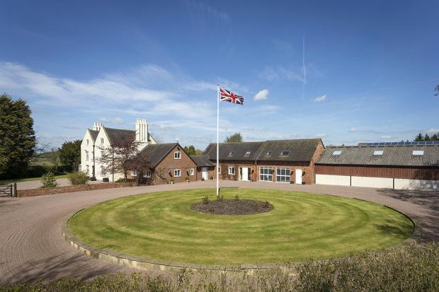 Wanfield Hall