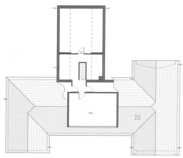 1st Floor Existing