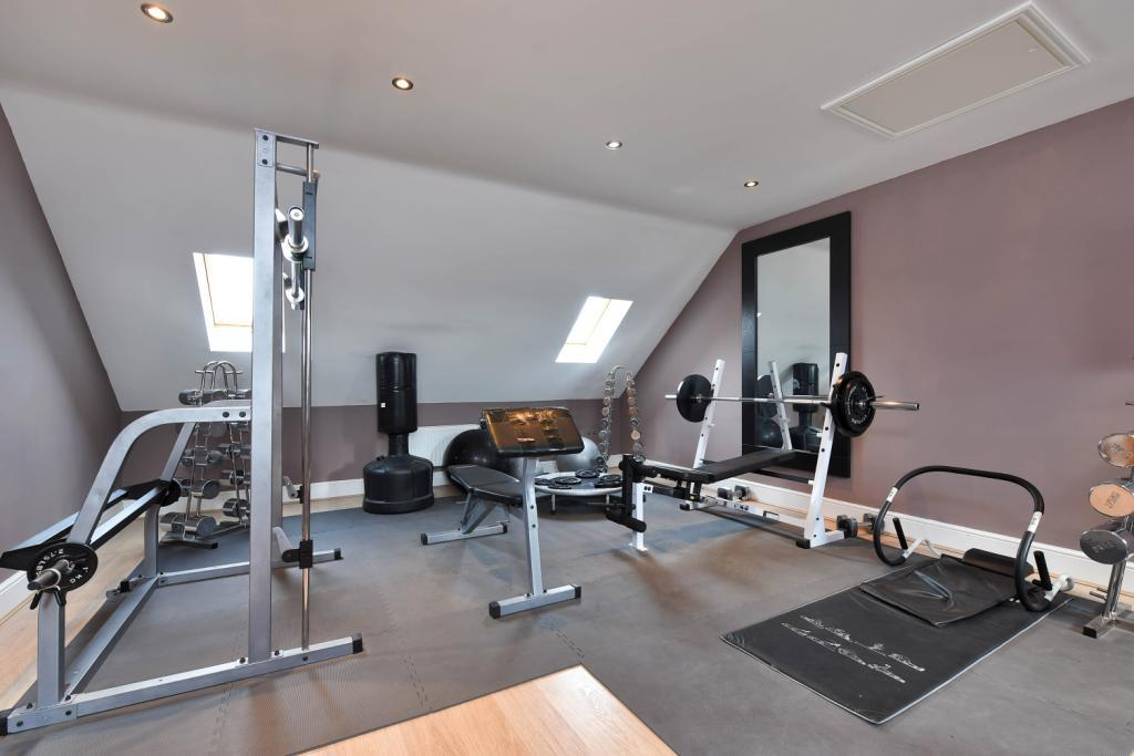 Bedroom 5/Gym