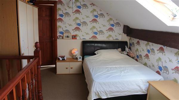 Bedroom 3 (Attic)