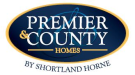 Shortland Horne, Premier and County logo