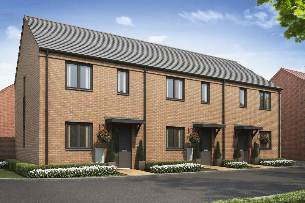 2 bedroom end of terrace house for sale in london road leybourne west malling me19 me19
