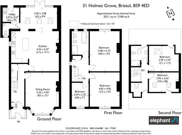 31 Holmes Grove 1759