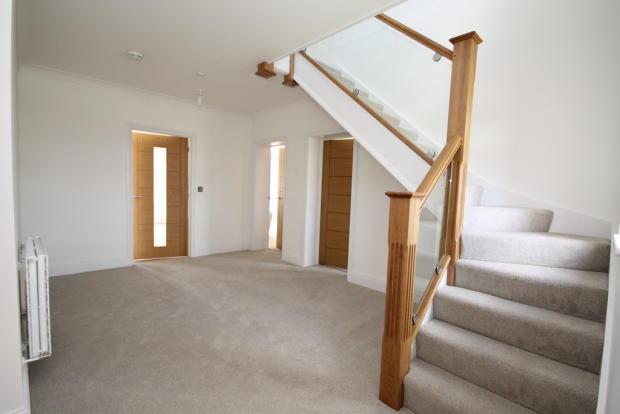 Plot 3 Hallway