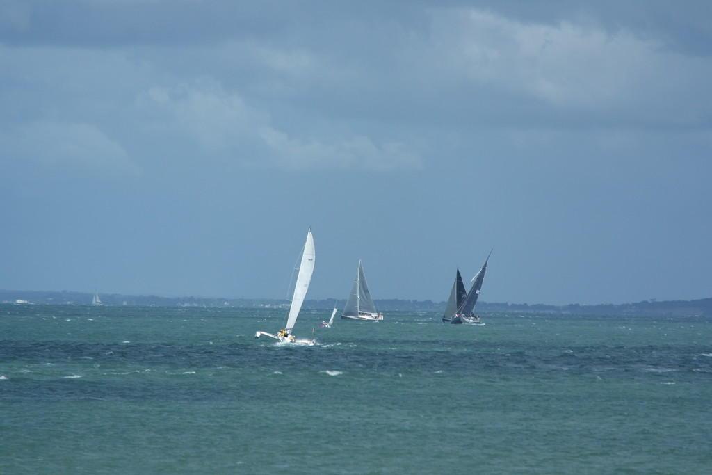 Sailing activity ...