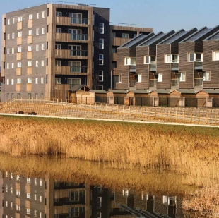 City East by Bellway Homes Ltd, Mallards Road,