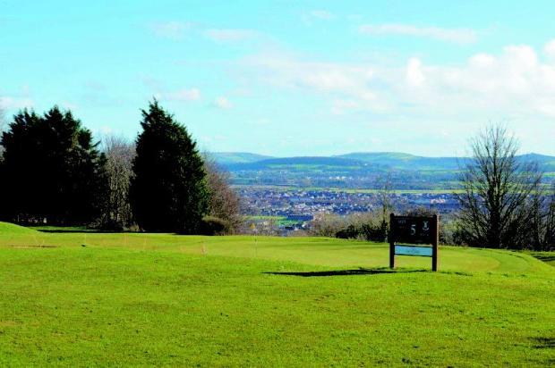 Worlebury Golf...