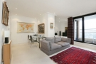 Studio flat in Point West, London...