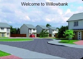 Willowbank by Dawn Homes Ltd, Glasgow Road