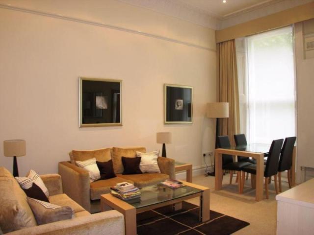Reception Room with Balcony