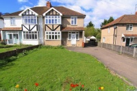3 bedroom semi detached home for sale in Beech Road, Monmouth...