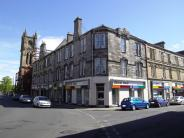 Flat to rent in Church Street, Dumbarton...