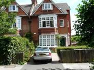 Maisonette to rent in Merton Hall Road...