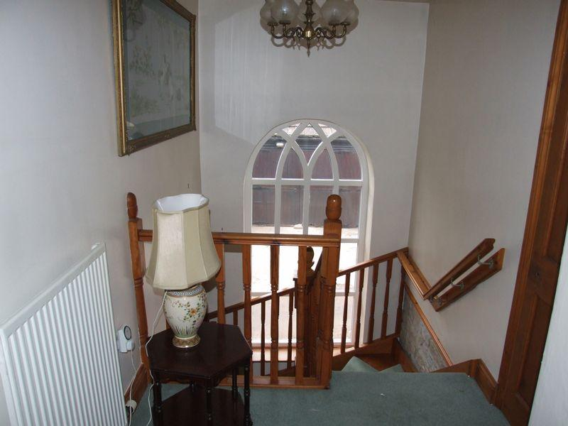 Stairs/Hallway