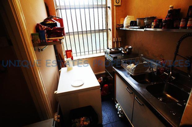 Rear Kitchen area