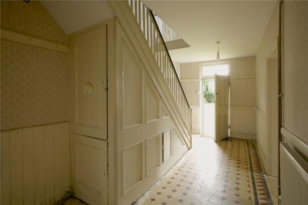 Farmhouse Hallway
