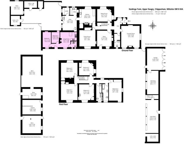 Floorplan Main House