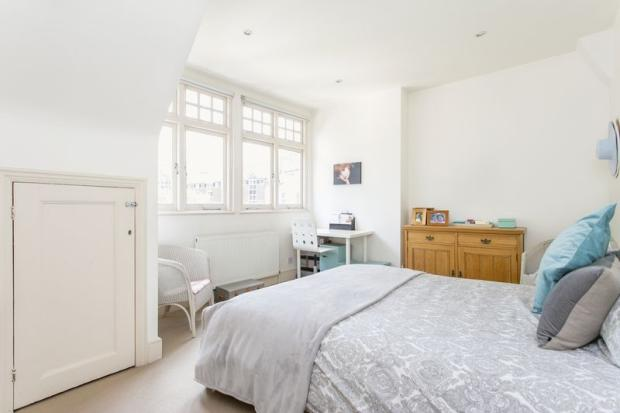 top rear bedroom