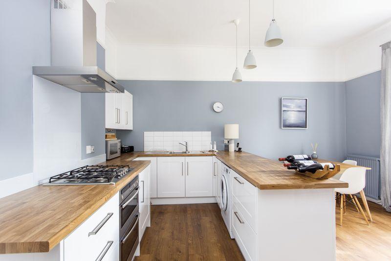 kitchen open