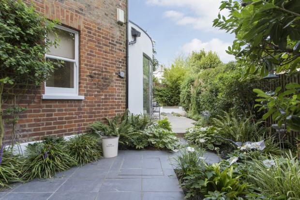 garden to bedroom