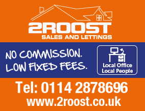 Get brand editions for 2Roost, Sheffield