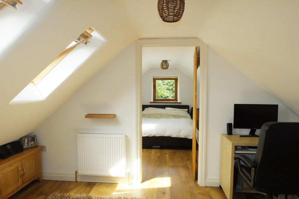 mezzanine/bedroom