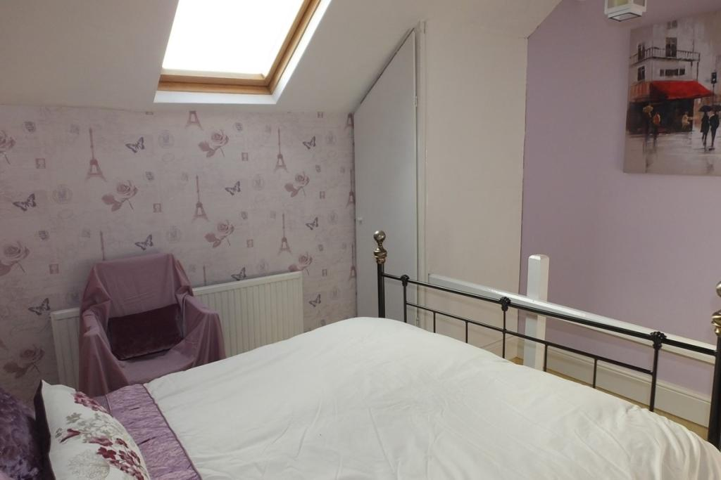 bedroom 3/occasional