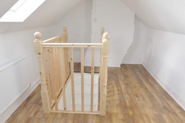 attic/occasional roo