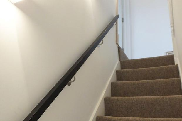 Stairs with feature