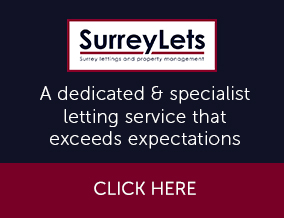 Get brand editions for SurreyLets Limited, Surrey