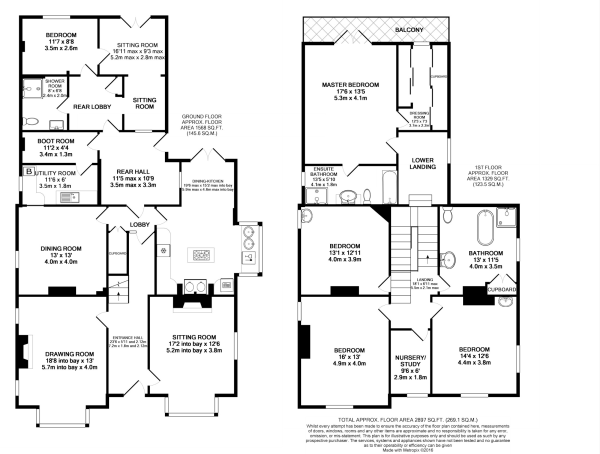 Floorplan House