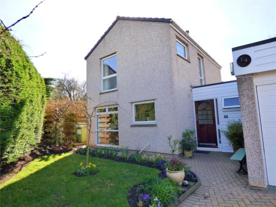 3 bedroom link detached house for sale in ashfield gardens for Modern homes workington