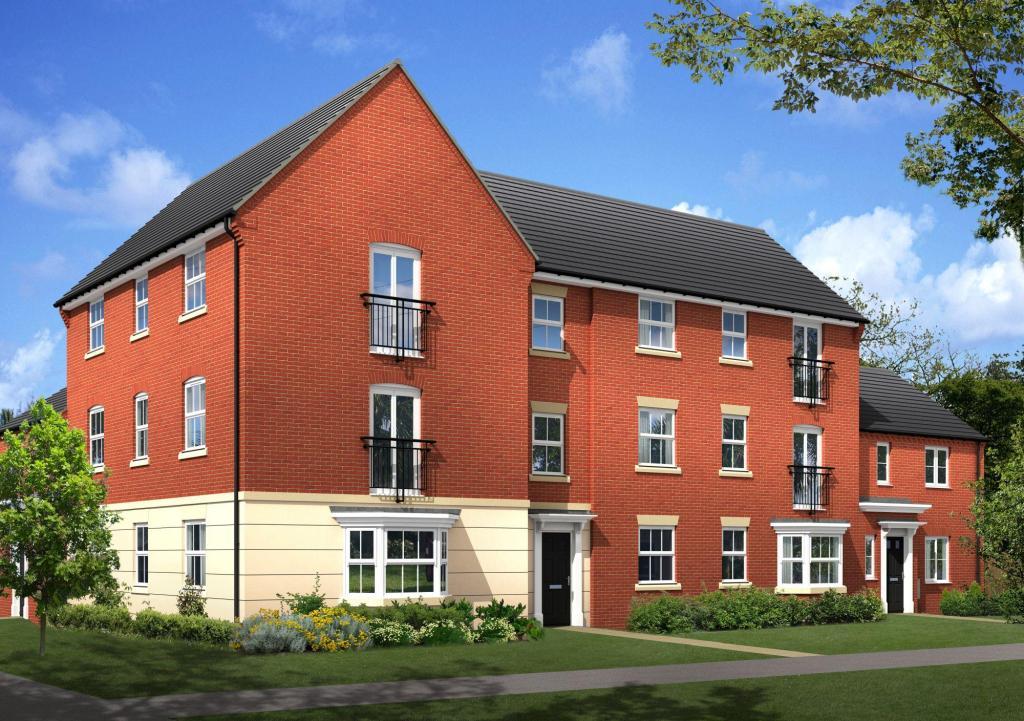 2 Bedroom Apartment For Sale In Watson Avenue Market Harborough Le16 9na Le16